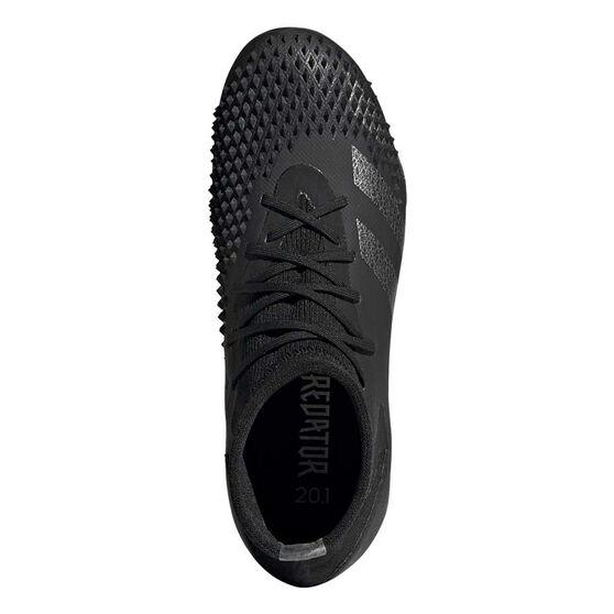 adidas Predator 20.1 Kids Football Boots, Black, rebel_hi-res