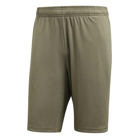 adidas Mens 4KRFT Prime Shorts Beige XL, Beige, rebel_hi-res