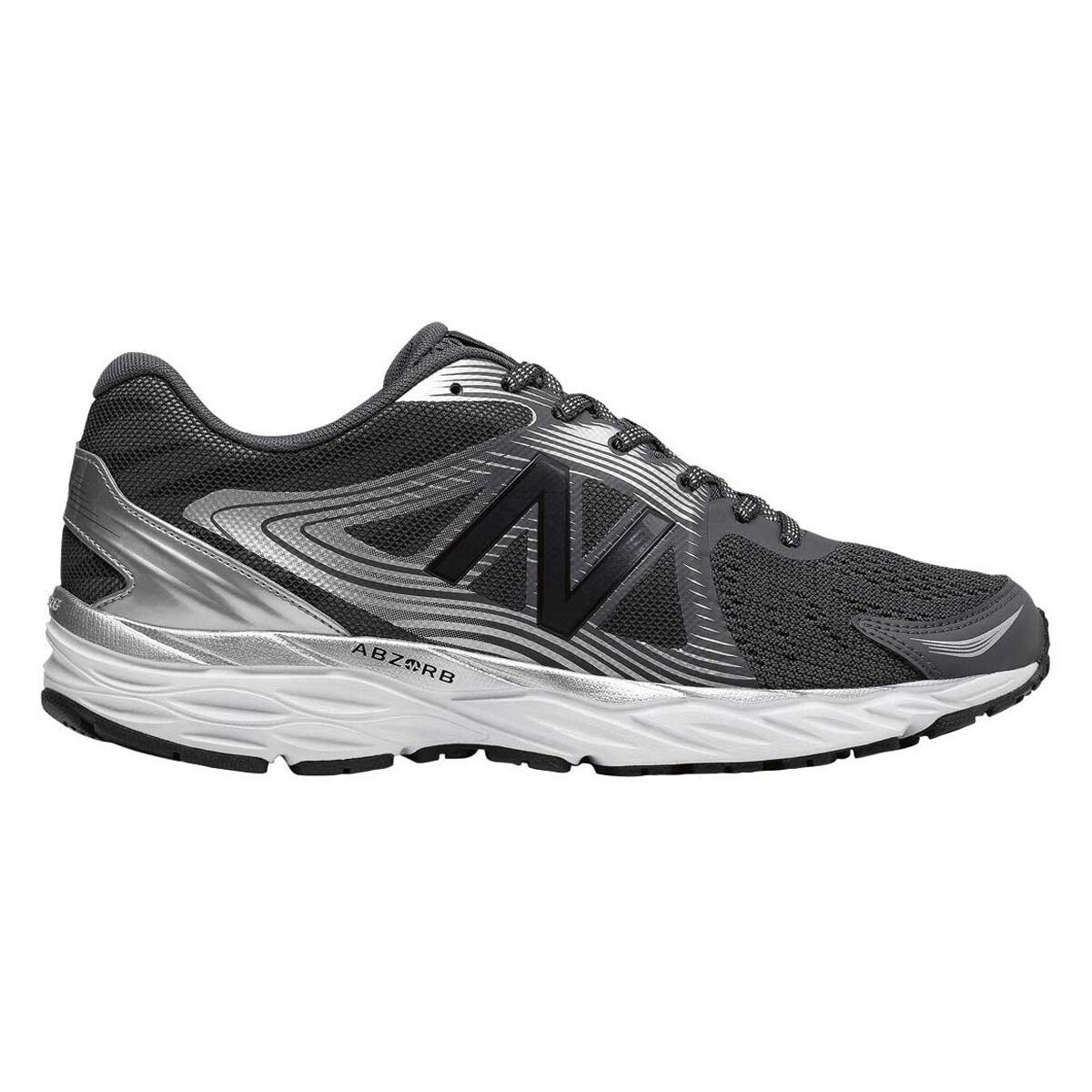 4b02dff4d38 ... coupon code for new balance 680 v4 mens running shoes dark grey us 8  dark grey