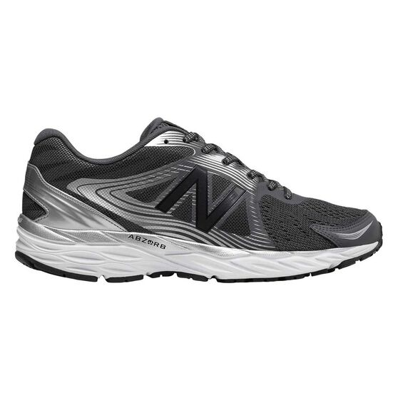 563f44dee457 New Balance 680 v4 Mens Running Shoes Dark Grey US 8