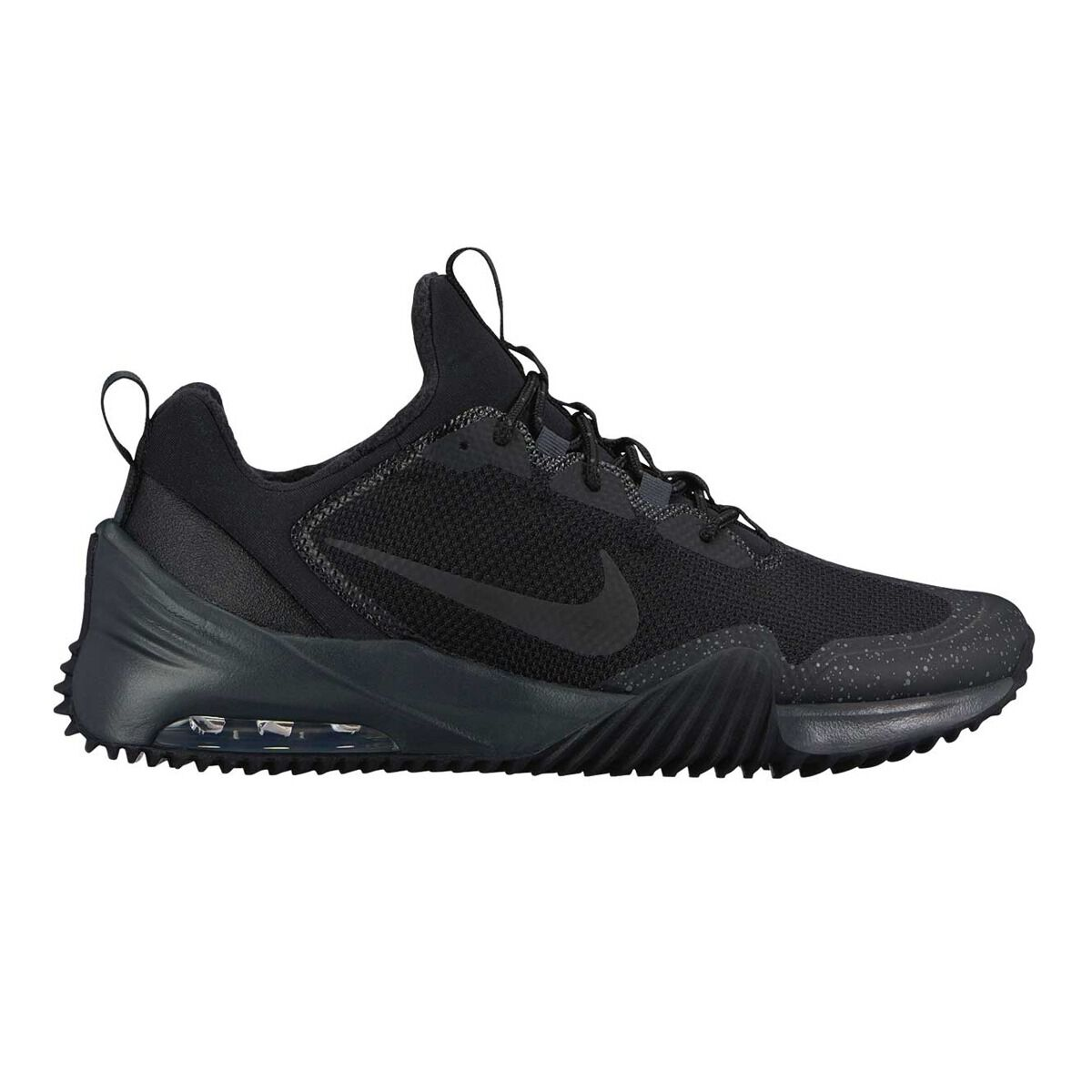 Nike Air Max Grigora Mens Casual Shoes Black US 12, Black, rebel_hi-res