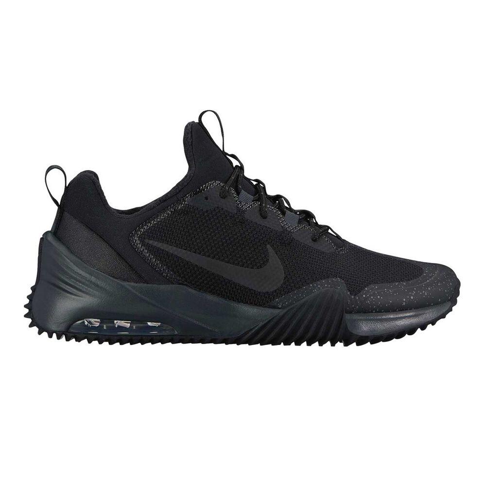 san francisco 2d7a7 1eaf5 Nike Air Max Grigora Mens Casual Shoes Black US 11, Black, rebel hi-res
