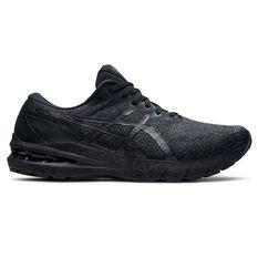 Asics GT 2000 10 2E Mens Running Shoes Black US 7, Black, rebel_hi-res