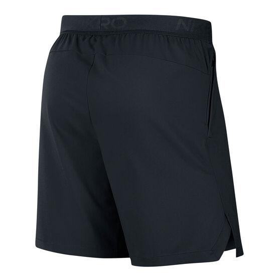 Nike Mens Pro Flex Vent Max Shorts, Black, rebel_hi-res