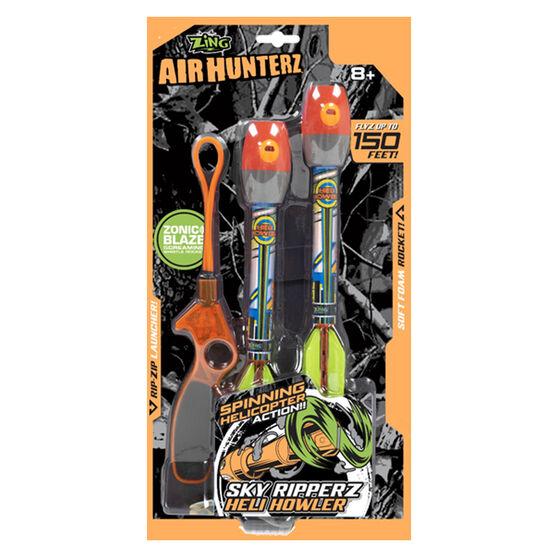 Zing Air Hunterz Heli Howler, , rebel_hi-res