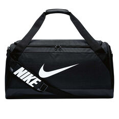 Nike Brasilia 6 Medium Duffel Bag Black, , rebel_hi-res