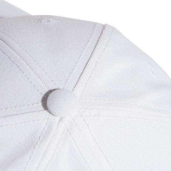 adidas 3 stripes Cotton Baseball Cap, , rebel_hi-res