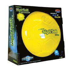 Nightball Pro Soccer Ball, , rebel_hi-res