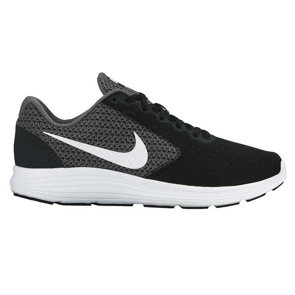 b89f478a7088 Nike Revolution 3 Mens Running Shoes Blue   Black US 7