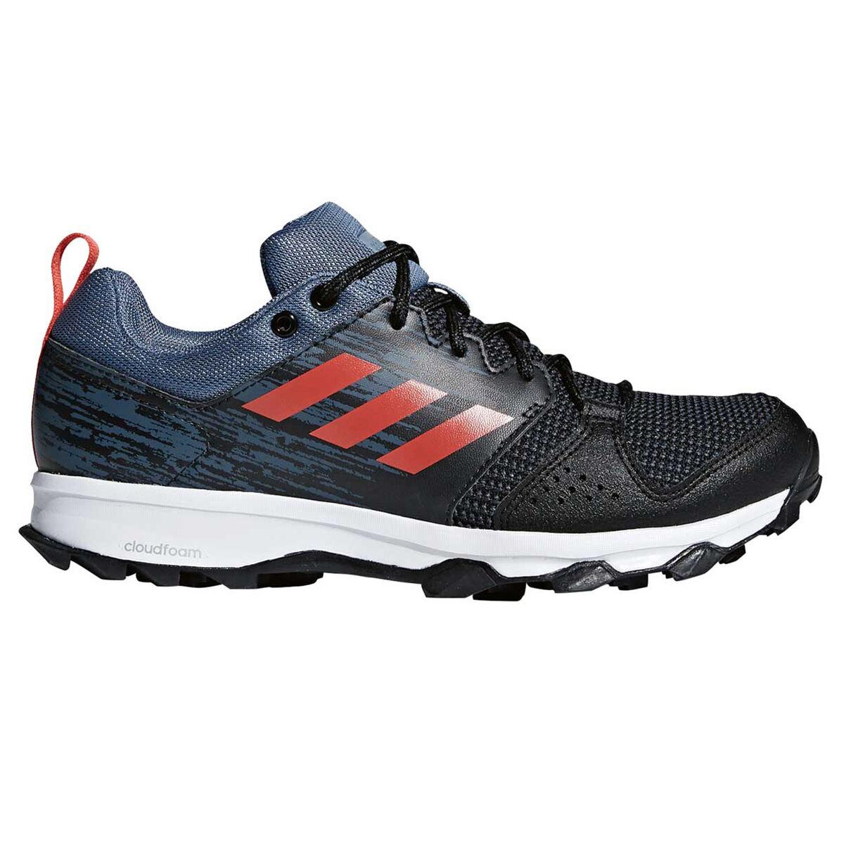 ... usa adidas galaxy mens trail running shoes black grey us 8.5 black grey  b4881 fffef ebc54bf09