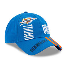 Oklahoma City Thunder New Era Tip Off 9TWENTY Cap, , rebel_hi-res