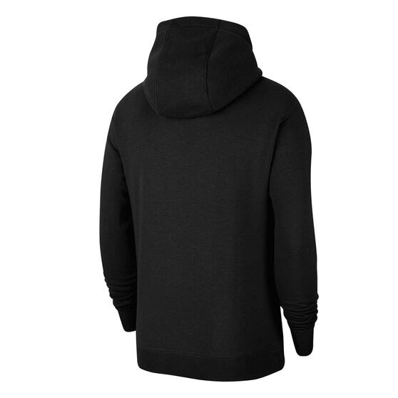 Nike Sportswear Mens Just Do It Fleece Hoodie, Black, rebel_hi-res