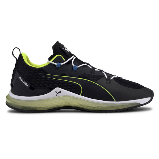 Puma LQDCELL Hydra Mens Training Shoes, Black / Yellow, rebel_hi-res