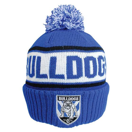 Canterbury-Bankstown Bulldogs Striker Beanie, , rebel_hi-res