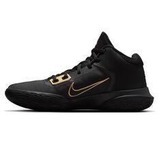 Nike Kyrie Flytrap 4 Mens Basketball Shoes Black US 7, Black, rebel_hi-res