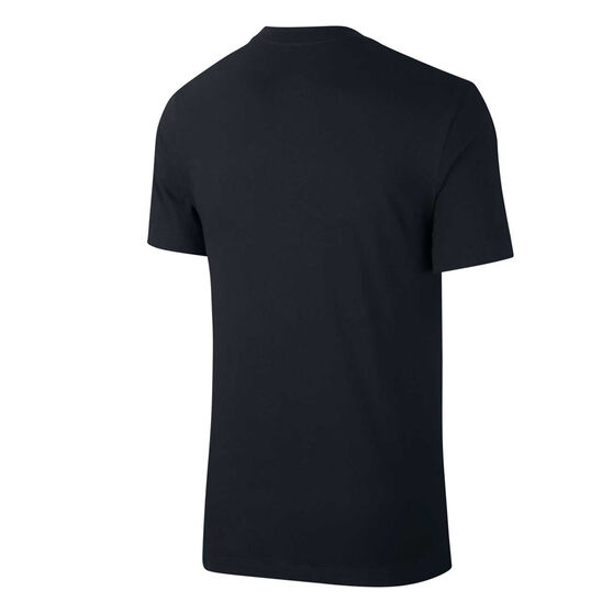 Nike Sportswear Mens Branded Tee, Black, rebel_hi-res
