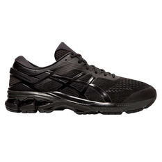 Asics GEL Kayano 26 Mens Running Shoes Black US 8.5, Black, rebel_hi-res