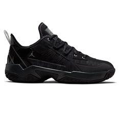 Jordan One Take 2 Basketball Shoes Black US 7, Black, rebel_hi-res