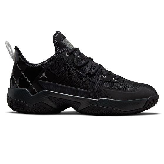 Jordan One Take 2 Basketball Shoes, Black, rebel_hi-res