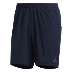 adidas Mens Running Supernova Shorts Navy S, Navy, rebel_hi-res