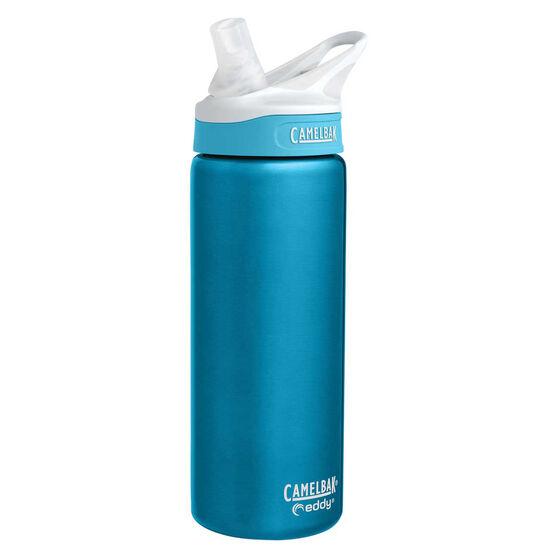 Camelbak Eddy Vacuum Insulated 600ml Water Bottle Blue 600ml, Blue, rebel_hi-res