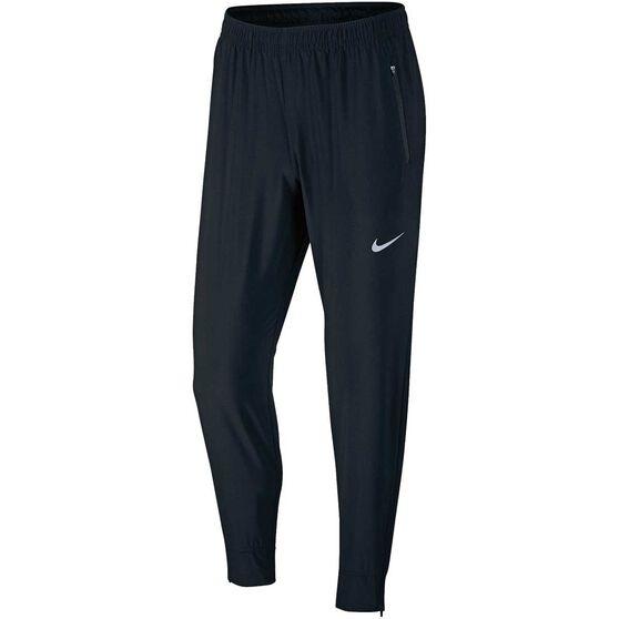 Nike Mens Essential Woven Pants, Black, rebel_hi-res