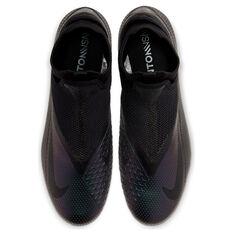 Nike Phantom Vision II Pro Football Boots, Black, rebel_hi-res