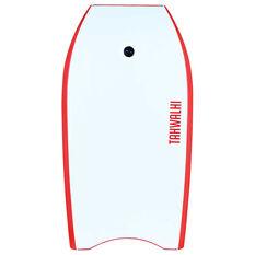 Tahwalhi VR2 40in Bodyboard Red / White, , rebel_hi-res