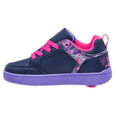 Tahwalhi Lo Top Shoes Black/Purple US 13, Black/Purple, rebel_hi-res