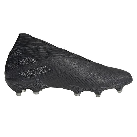 adidas Nemeziz 19+ Football Boots, Black, rebel_hi-res