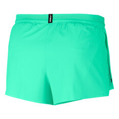 Nike Mens Aeroswift 2in1 Shorts Green S, Green, rebel_hi-res