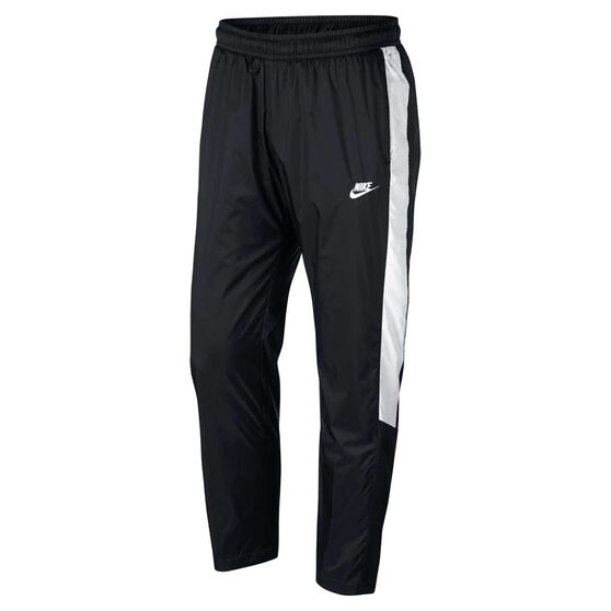 Nike Mens Woven Core Track Pants, Black, rebel_hi-res