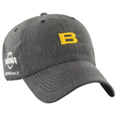 47 Brand Brisbane Broncos Wrath Clean Up Cap Charcoal Large, , rebel_hi-res