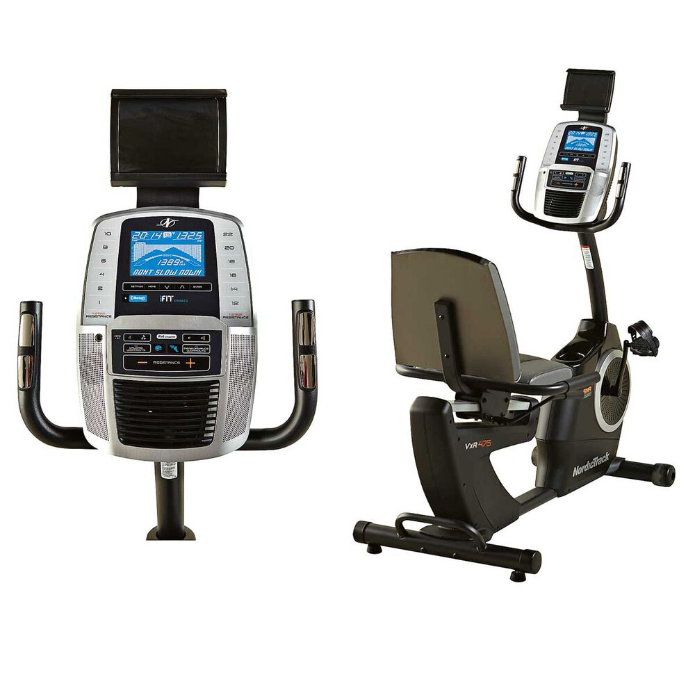 Nordictrack VXR475 Recumbent Bike