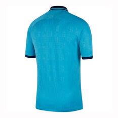 Tottenham Hotspur FC 2019/20 Mens 3rd Jersey Blue S, Blue, rebel_hi-res