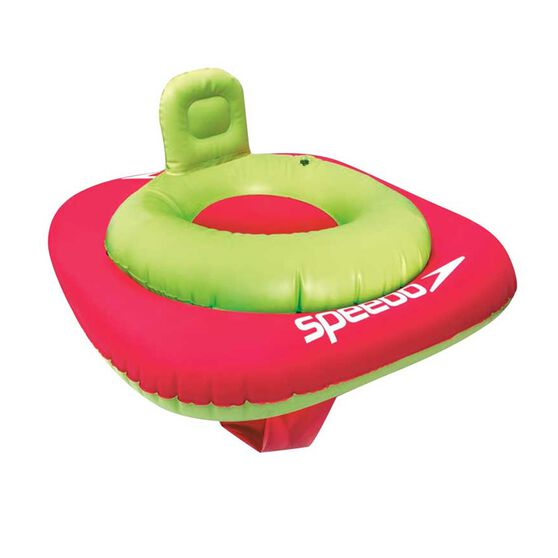 Speedo Sea Squad Pink Swim Seat, Pink, rebel_hi-res