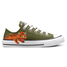 Converse Chuck Taylor All Star Dino Daze Kids Casual Shoes Khaki US 11, Khaki, rebel_hi-res