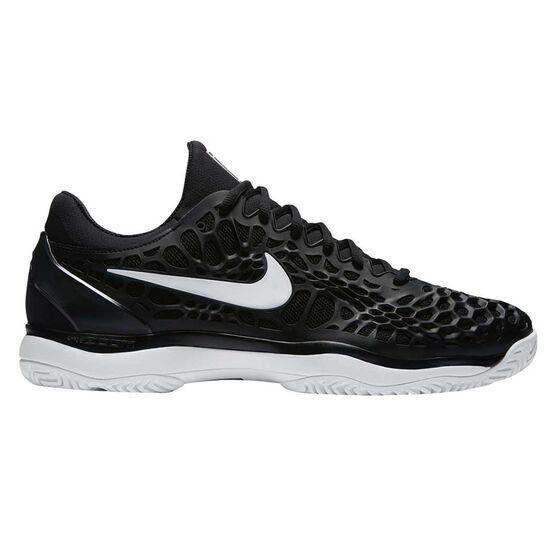 Nike Zoom Cage 3 Mens Tennis Shoes, Black, rebel_hi-res
