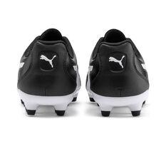 Puma Monarch Football Boots, Black, rebel_hi-res