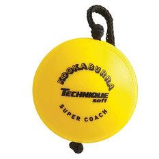 Kookaburra Super Coach Trainer Soft Cricket Ball, , rebel_hi-res