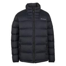 Macpac Kids Atom Jacket Black 6, Black, rebel_hi-res