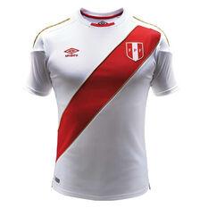 Peru 2018 Mens Home Football Jersey, , rebel_hi-res