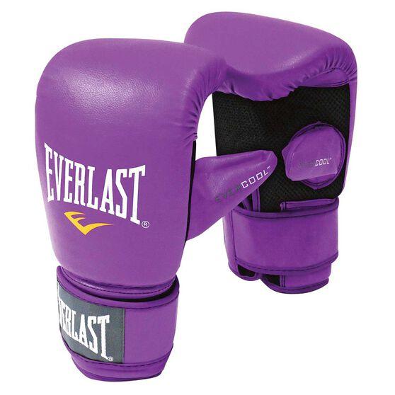 Everlast Authentic Training Gloves, Purple, rebel_hi-res