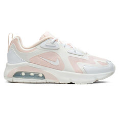 Nike Air Max 200 Womens Casual Shoes Pink / White US 6, Pink / White, rebel_hi-res