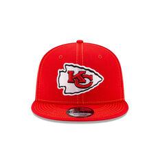 Kansas City Chiefs Sideline Road 9FIFTY Snapback, , rebel_hi-res
