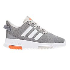 adidas Racer TR Toddlers Shoes Pearl US 4, Pearl, rebel_hi-res