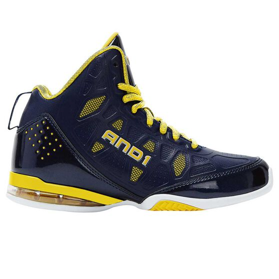AND1 Master 3 MID Mens Basketball Shoes