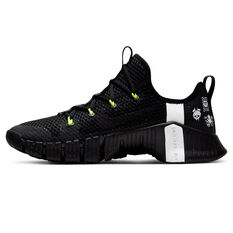 Nike Free Metcon 3 Mens Training Shoes Black/White US 12, Black/White, rebel_hi-res