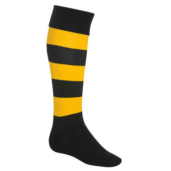 Burley Richmond Football Socks, , rebel_hi-res