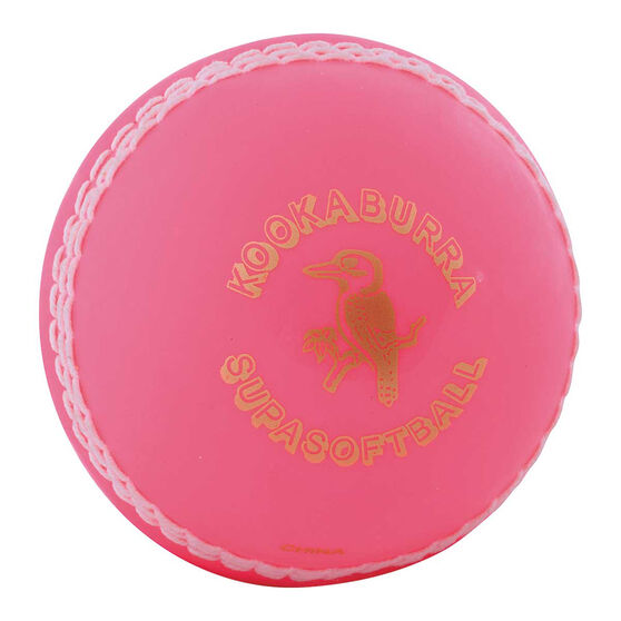 Kookaburra Super Softaball Pink Junior, Pink, rebel_hi-res